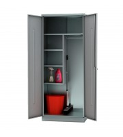 Шкаф для раздевалок хозяйственный Надежда ШМС-6.15, 1850*756*450