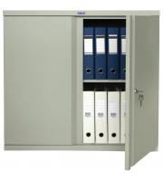 Шкаф архивный Практик М-08, 832*915*370, ключевой замок