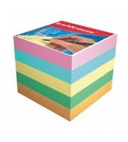 Блок для записей 90х90х90мм, ERICH KRAUSE, 5 цветов