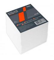 Блок для записей 90х90х90мм, белый