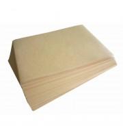 Бумага для выпечки в листах 40x60 см коричневая 7 кг