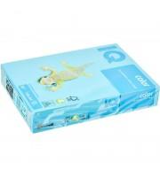 Бумага IQ COLOR А4, 80г/м2, AB48-светло-синий, 500л