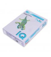 Бумага IQ COLOR А4, 80г/м2, LA12-бледно-лиловый, 500л