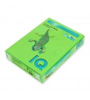 Бумага IQ COLOR А4, 80г/м2, MA42-ярко-зеленый, 500л