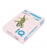 Бумага IQ COLOR А4, 80г/м2, OP174-розовый фламинго, 500л