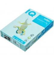 Бумага IQ COLOR А4, 160г/м2, MB30-голубой, 250л