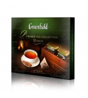 Чай Greenfield Pyramid Tea Collection ассорти 60 пакетиков