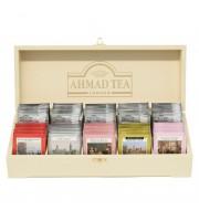 Чай Ahmad Tea ассорти 100 пакетиков