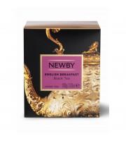 Чай Newby English Breakfast черный 100 г