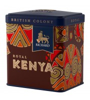 Чай Richard British Colony Royal Kenya черный 50 г