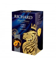Чай Richard Lord Grey черный 90 г