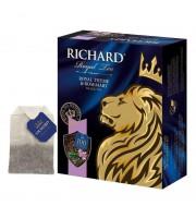 Чай Richard Royal Thyme&Rosemary черный с чабрецом и розмарином 100 пакетиков
