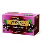 Чай Twinings Blackcurrent Еea черный 25 пакетиков