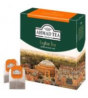 Чай Ahmad Tea Ceylon черный 100 пакетиков