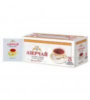 Чай Азерчай черный с бергамотом 25 пакетиков