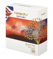 Чай Heladiv English Breakfast черный 100 пакетиков