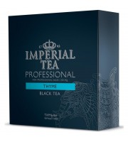 Чай Императорский Грандпак черный с тимьяном (чабрецом) 20 пакетиков