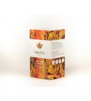 Чай NikTea Ройбуш Оранж травяной с ароматом апельсина 25 пакетиков