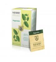 Чай Newby травяной с перечной мятой 25 пакетиков