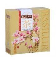 Чай Basilur Китайский чай молочный улун 100 пакетиков