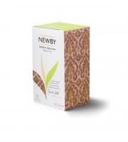 Чай Newby Green Sencha зеленый 25 пакетиков