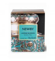 Чай Newby Jasmine Blossom зеленый с цветком жасмина 100 г