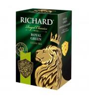 Чай Richard Royal Green зеленый 90 г