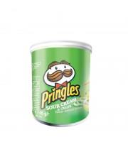 Чипсы Pringles со вкусом сметаны и лука 40 г