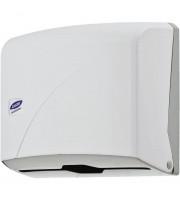 Держатель для листовых полотенец Luscan Professional Z пластиковый белый
