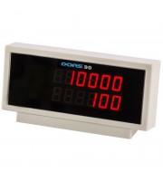 Дисплей для счетчика банкнот выносной Dors 90 светодиодный (LED)