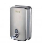 Дозатор для жидкого мыла BXG SD H1-1000М 1000 мл нержавеющая сталь матовый