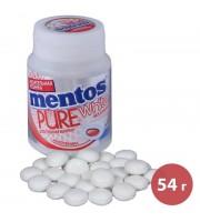 Жевательная резинка Mentos Pure Fresh Клубника 54 г