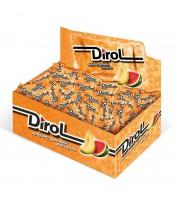 Жевательная резинка Dirol Арбузно-дынный коктейль 272 г