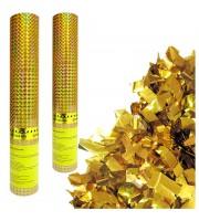 Хлопушка Пати Бум Золотое конфетти 30 см