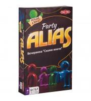 """Игра настольная Tactic """"ALIAS. Party"""", компактная версия, картонная коробка"""