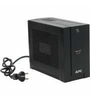 ИБП APC by Schneider Electric Back-UPS BC650-RSX761