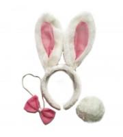 Набор маскарадный Крольчонок (27х1.5х19 см)