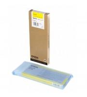 Картридж струйный Epson C13T614400 желтый повышенной емкости оригинальный