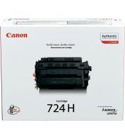 Картридж лазерный Canon Cartridge 724H 3482B002 черный повышенной емкости