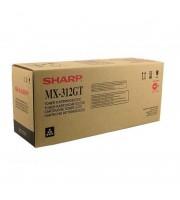 Картридж лазерный Sharp MX312GT черный оригинальный