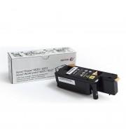Картридж лазерный Xerox 106R02762 желтый оригинальный