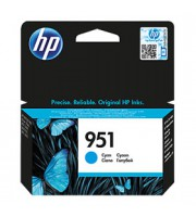 Картридж струйный HP 951 CN050AE, голубой