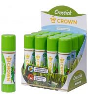 "Клей-карандаш Crown ""Expert"", 35г"