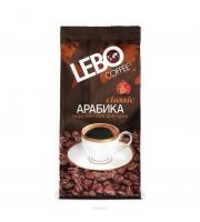 Кофе молотый Lebo Classic 100 г, (вакуумный пакет)