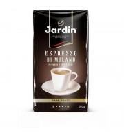 Кофе молотый Jardin Espresso di Milano 250 г (вакуумная упаковка)