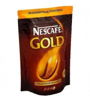 Кофе NESCAFE Gold растворимый, 150г, пакет