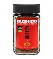 Кофе растворимый Bushido Red Katana 50 г (стекло)