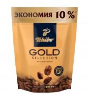 Кофе растворимый Tchibo Gold Selection 75 г (пакет)