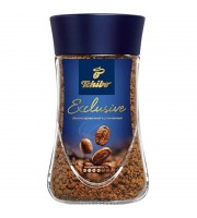 Кофе растворимый Tchibo Exclusive 190 г (стекло)