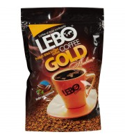 Кофе растворимый Lebo Gold 100 г (пакет)